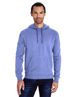 Unisex 7.2 Oz., 80/20 Pullover Hooded Sweatshirt-ComfortWash by Hanes