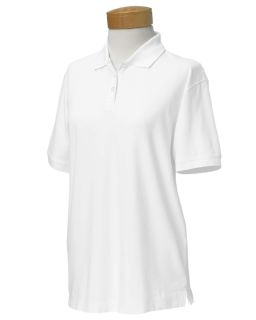 Ladies Pima Pique Short-Sleeve Polo-