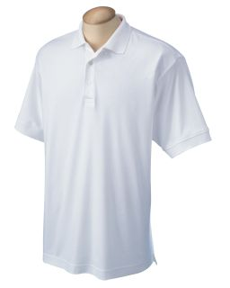 Mens Solid Perfect Pima Interlock polo-