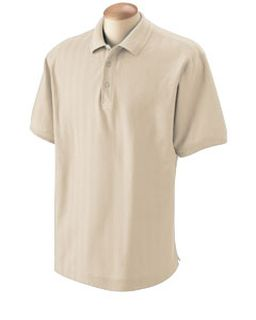 Mens Herringbone Polo-