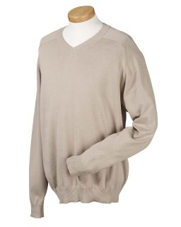 Mens V-Neck Sweater-