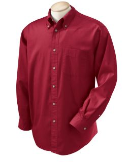 Mens Long-Sleeve Titan Twill-