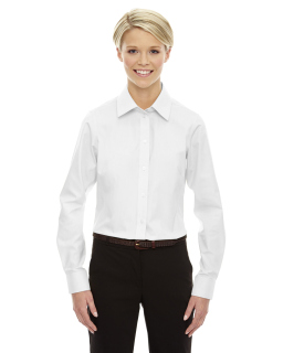 Ladies Crown Woven Collection™ Solid Oxford-Devon & Jones