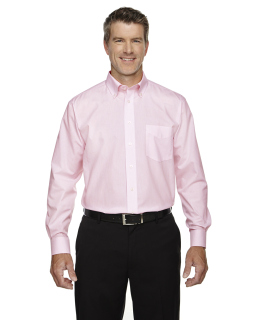 Mens Crown Woven Collection™ Banker Stripe-