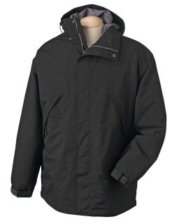 Three-Season Sport Parka-