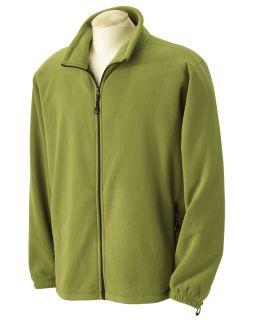Mens Wintercept�fleece Full-Zip Jacket-Devon & Jones