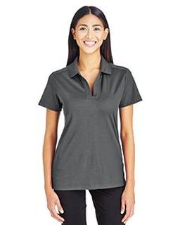 Crownlux Performance™ Ladies Plaited Polo-Devon & Jones