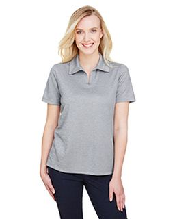 Crownlux Performance™ ladies Address Melange Polo-