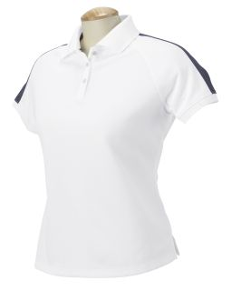 Ladies Dri-Fast�advantage�colorblock Mesh Polo-