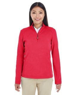 Ladies Drytec20™ Performance Quarter-Zip-Devon & Jones