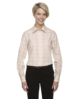 Ladies Crown Woven Collection™ Glen plaid-