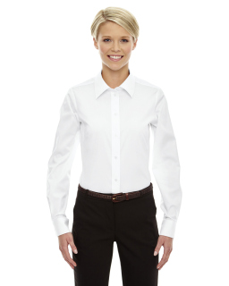 Ladies Crown Woven Collection® Solid Stretch Twill-