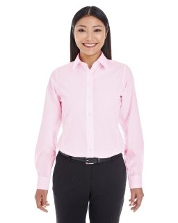 Ladies Crown Woven Collection™ Striped Shirt-