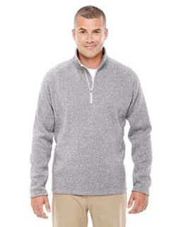 Adult Bristol Sweater Fleece Quarter-Zip-Devon & Jones