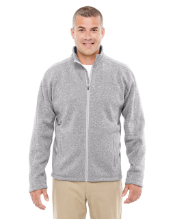 Mens Bristol Full-Zip Sweater Fleece Jacket-Devon & Jones