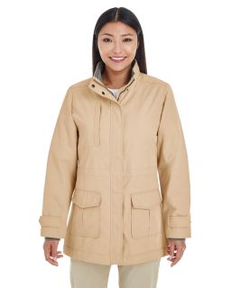 Ladies Hartford All-Season Hip-Length Club Jacket-Devon & Jones
