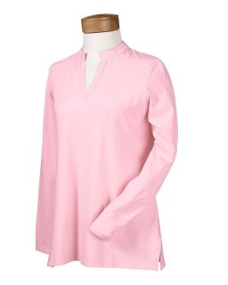 Ladies Stretch Jersey Long-Sleeve Tunic-