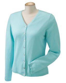 Ladies Stretch Everyday Cardigan Sweater-