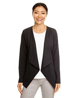Ladies Perfect Fit™ Draped Open Blazer-