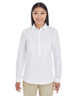 Ladies Perfect Fit™ Half-Placket Tunic Top-