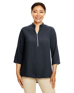 Ladies Perfect Fit™ 3/4-Sleeve Crepe Tunic-