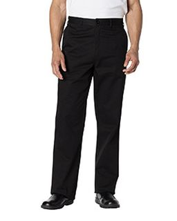 Mens Classic Zip-Fly Dress Pant