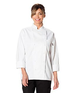 Laidies Executive Chef Coat-Dickies Chef