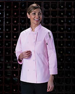 Laidies Classic Chef Coat-Dickies Chef