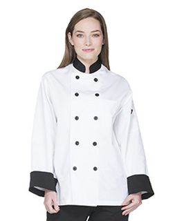 Unisex Classic 10 Button Chef Coat-Dickies Chef