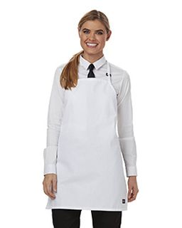 Bib Apron With Adjustable Neck