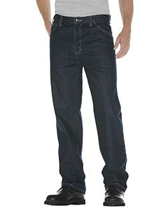 DICKIES MEN/'S Relaxed Straight Fit 5-Pocket Denim Jeans 13293 NWT