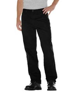 Unisex Relaxed Fit Straight Leg Carpenter Duck Jean Pant-