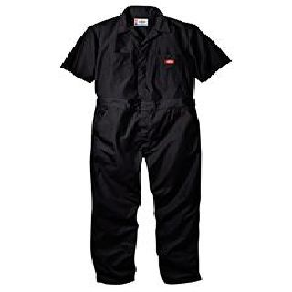 Mens 5 Oz. Short-Sleeve Coverall