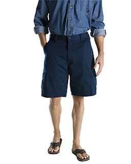 "8.5 Oz., 10"" Loose Fit Cargo Short-"