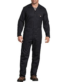 Mens Flex Long-Sleeve Coverall-Dickies