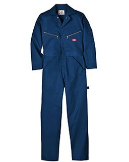 8.75 Oz. Deluxe Coverall - Cotton-