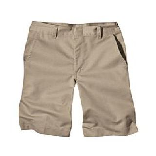7.5 Oz. Boys Flat Front Short