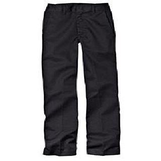 7.75 Oz. Boys Flat Front Pant