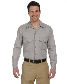 Mens 5.25 Oz./Yd� Long-Sleeve Work shirt-