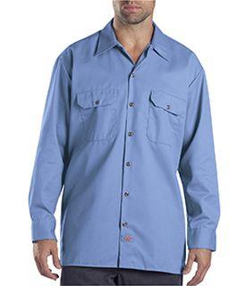 Unisex Tall Long-Sleeve Work Shirt-