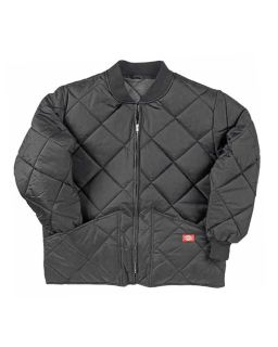 Mens 6 Oz. Diamond Quilt Jacket