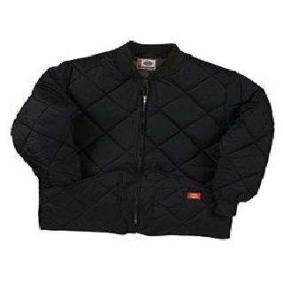 Diamond Quilted Nylon Jacket-Dickies