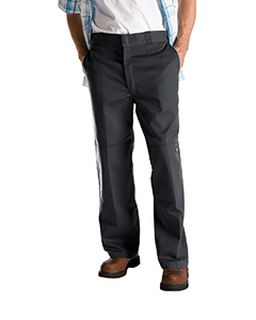 Loose Fit Double Knee Work Pant-