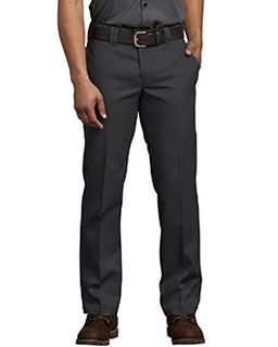 Mens Flex Slim Fit Straight Leg Work Pant-