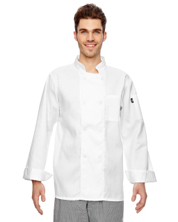 7 Oz. Eight Button Chef Coat-Dickies