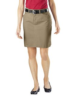 Ladies Stretch Twill Skirt-Dickies