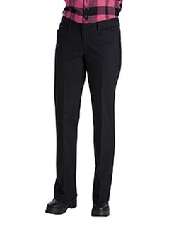 Ladies Relaxed Straight Stretch Twill Pant-