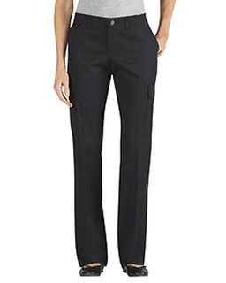 Ladies Relaxed Straight Server Cargo Pant-