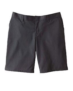 "6.75 Oz. Womens 9"" Flat Front Short-Dickies"