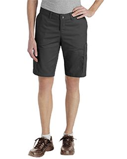 Ladies Industrial Cotton Cargo Short-Dickies